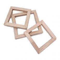 marcos bastidores madera