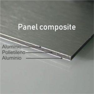 panel de aluminio 3mm