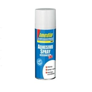 adhesivo en spray