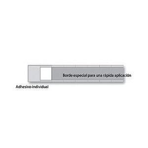 Adhesivos cuadrados
