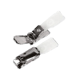 Pinza Clip con Tira de Plástico