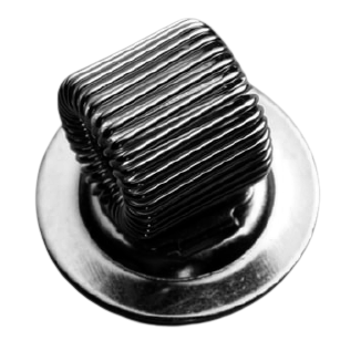 sujetabolígrafos metálico