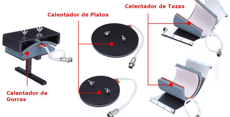 PLICACIONES DE USO plancha transfer multifuncional