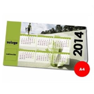 Calendario Pirámide