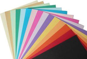 Papel De Colores 80gr A4