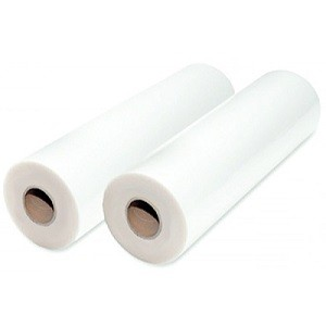 Bobinas Para Plastificar Brillo 80 Micras para el laminado en calor. En bobinas de 71 y 75 metros y 8 anchos distintos.