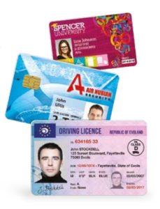 elemplos tarjetas impresas evolis avansia