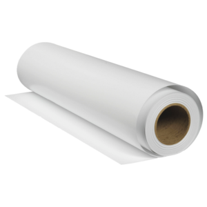 bobina de papel mate