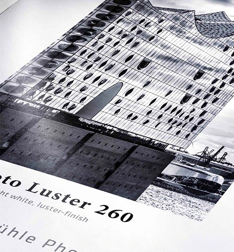 Papel Fotográfico Luster