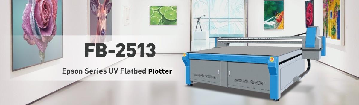 Plotter uviprint 2513 banner