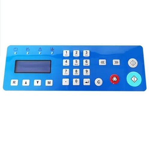 panel de control dc355